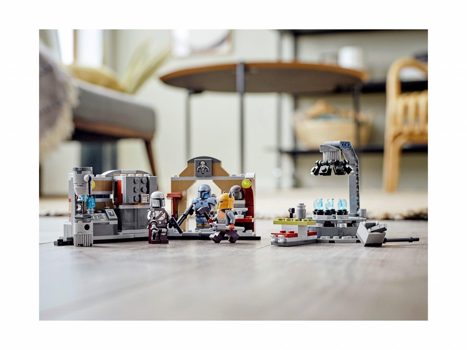 LEGO 75319 Star Wars Kuźnia Zbrojmistrzyni Mandalorian™