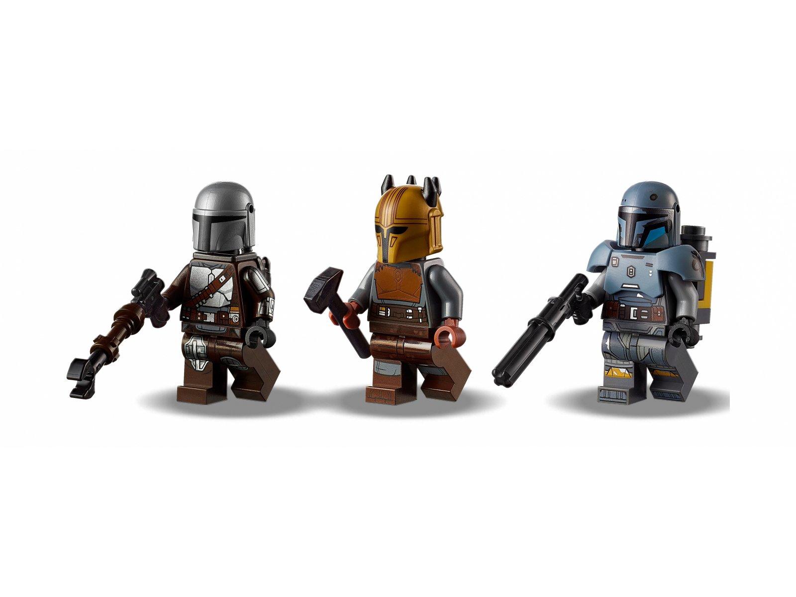 LEGO 75319 Kuźnia Zbrojmistrzyni Mandalorian™
