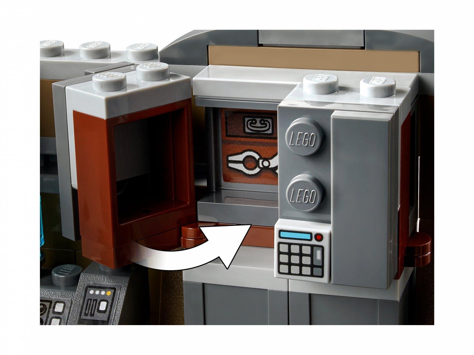LEGO Star Wars Kuźnia Zbrojmistrzyni Mandalorian™ 75319