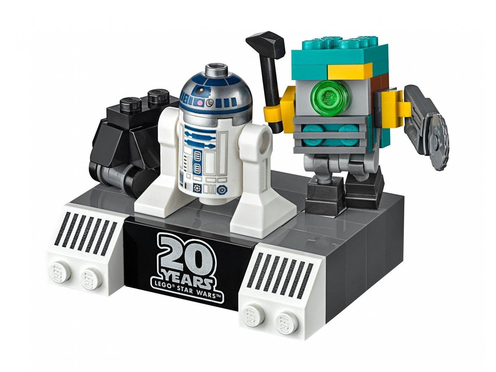 LEGO 75522 Miniaturowy dowódca droidów