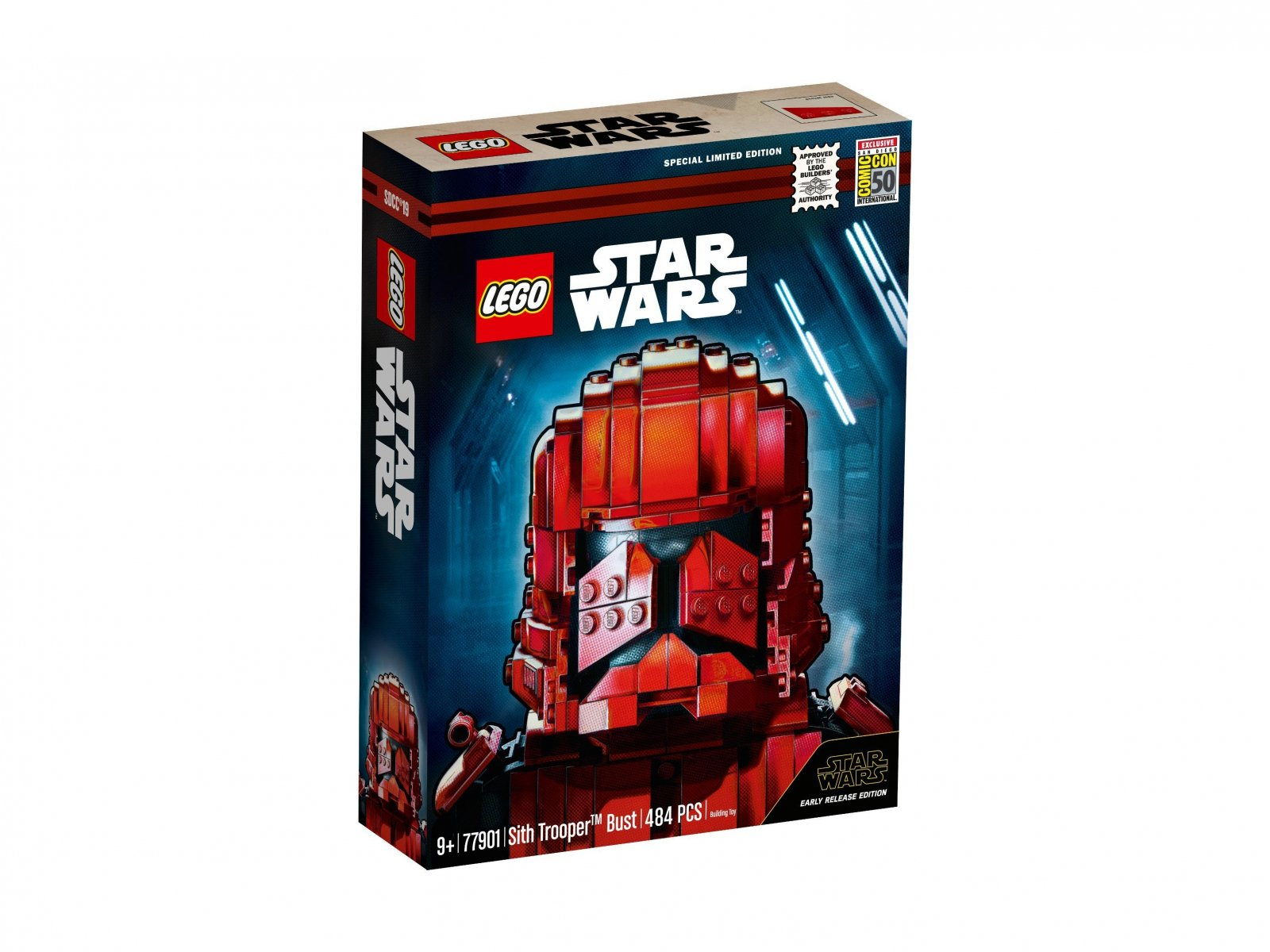 LEGO 77901 Star Wars™ Sith Trooper™ Bust