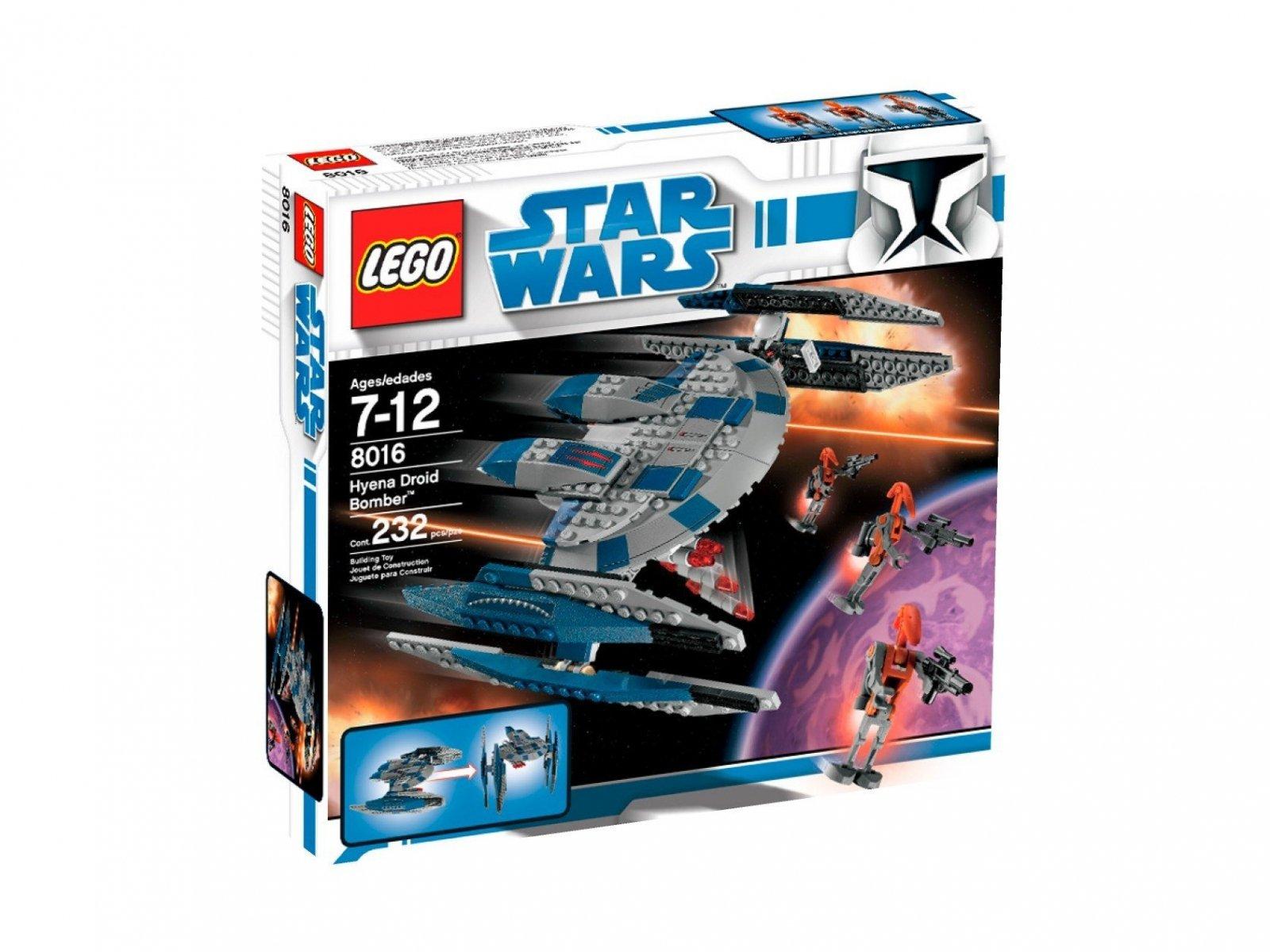 LEGO Star Wars™ 8016 Hyena Droid Bomber™