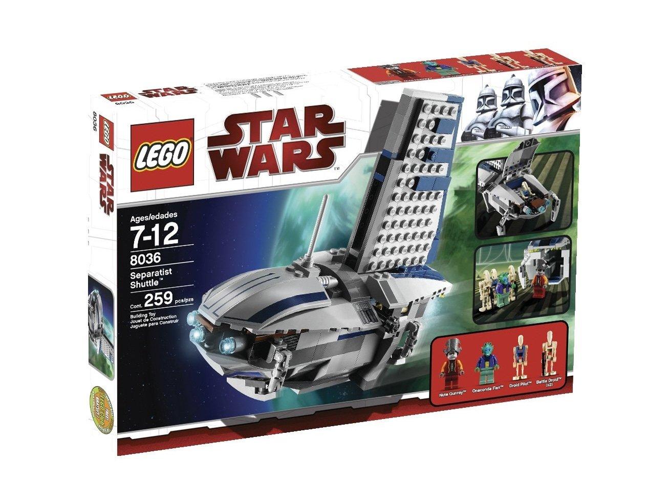 LEGO 8036 Star Wars™ Separatist Shuttle™