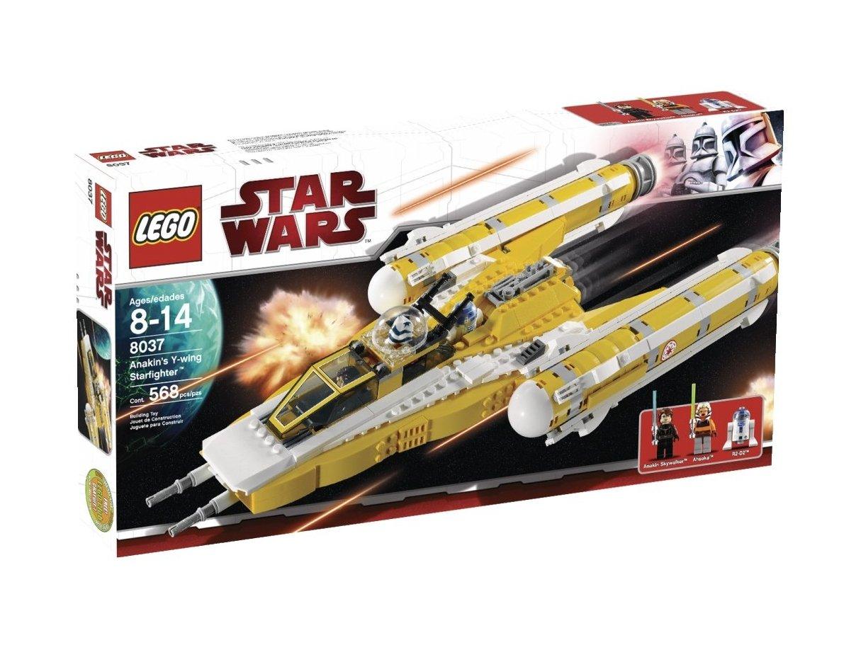 LEGO 8037 Anakin's Y-wing Starfighter™
