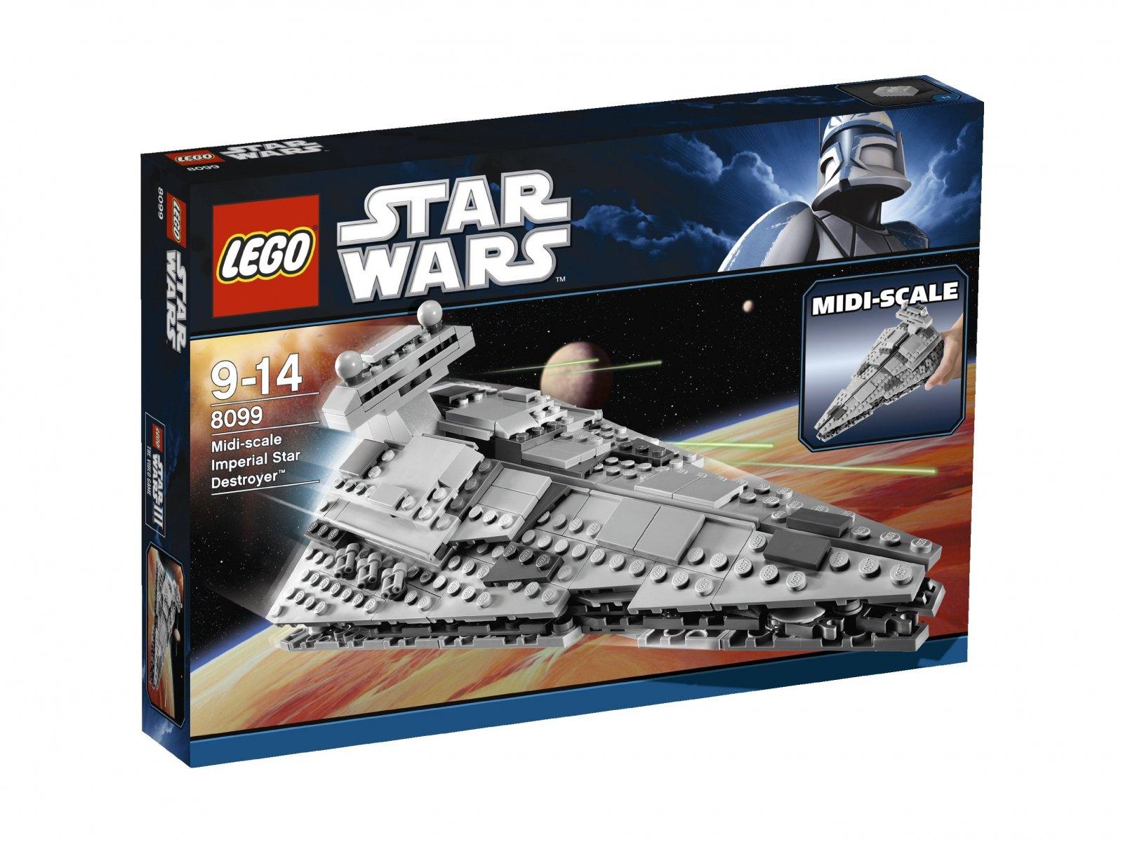 LEGO 8099 Midi-scale Imperial Star Destroyer™