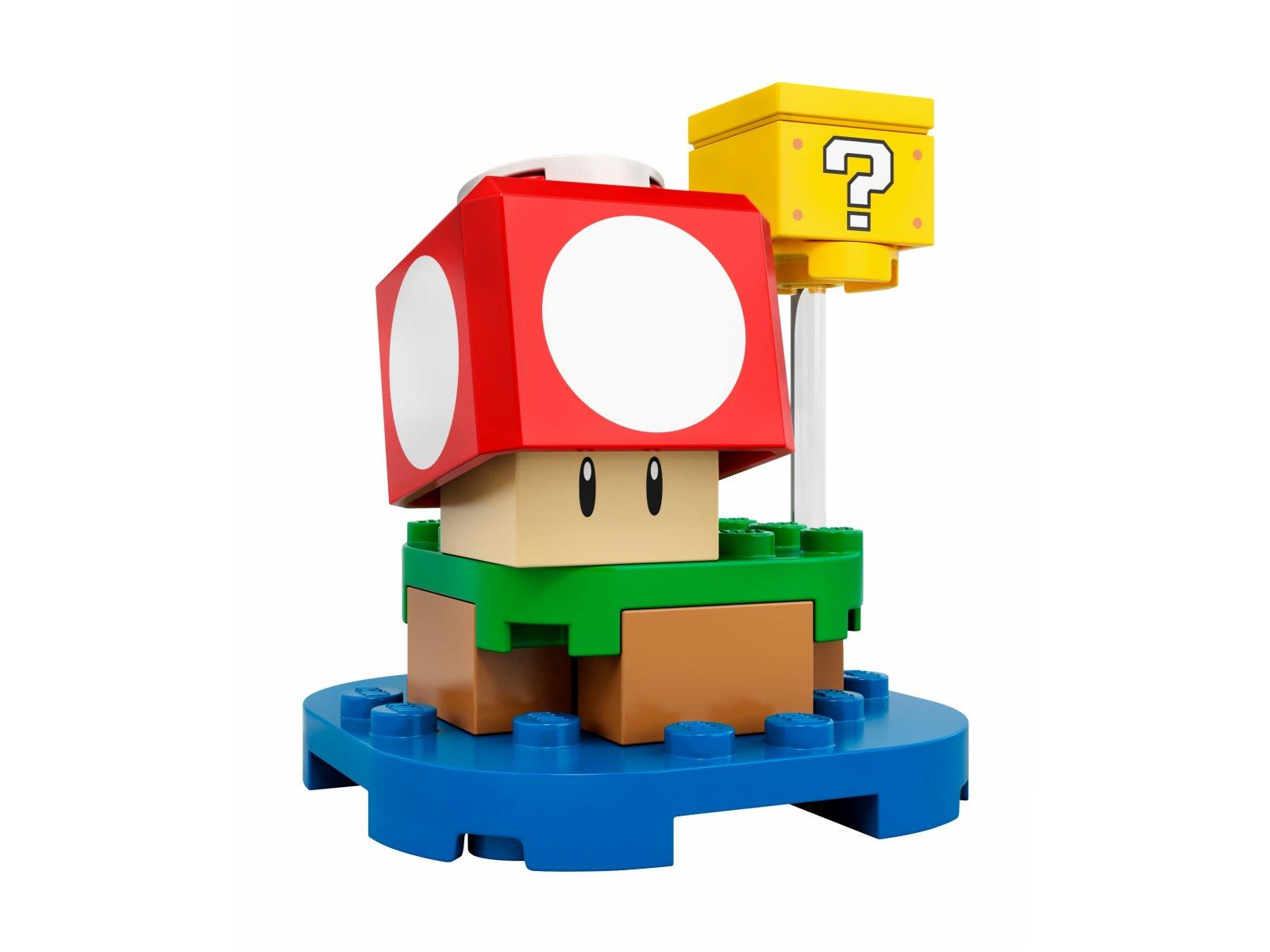 LEGO 30385 Supergrzybowa niespodzianka - zestaw rozszerzający
