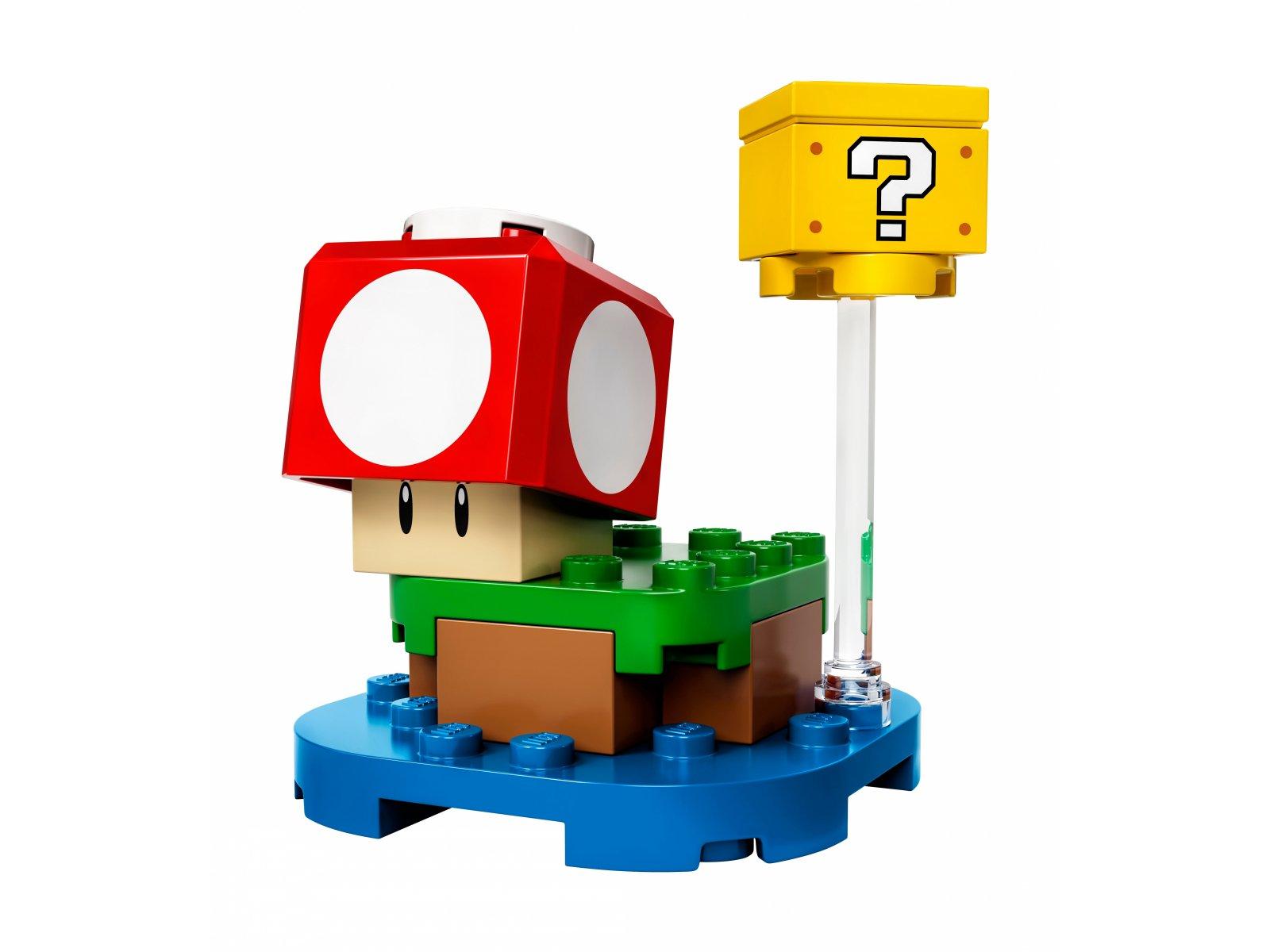 LEGO Super Mario 30385 Supergrzybowa niespodzianka - zestaw rozszerzający