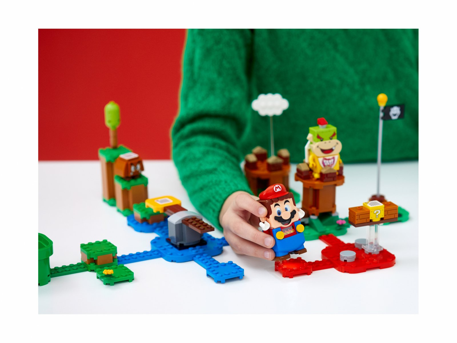 LEGO 71360 Przygody z Mario - zestaw startowy