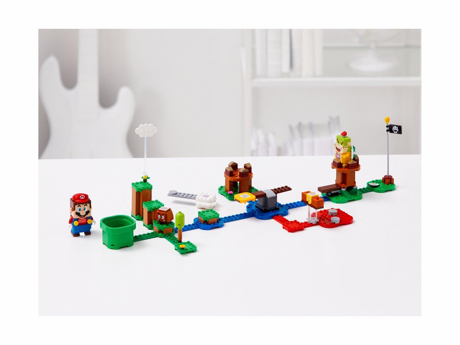 LEGO Super Mario™ Przygody z Mario - zestaw startowy 71360