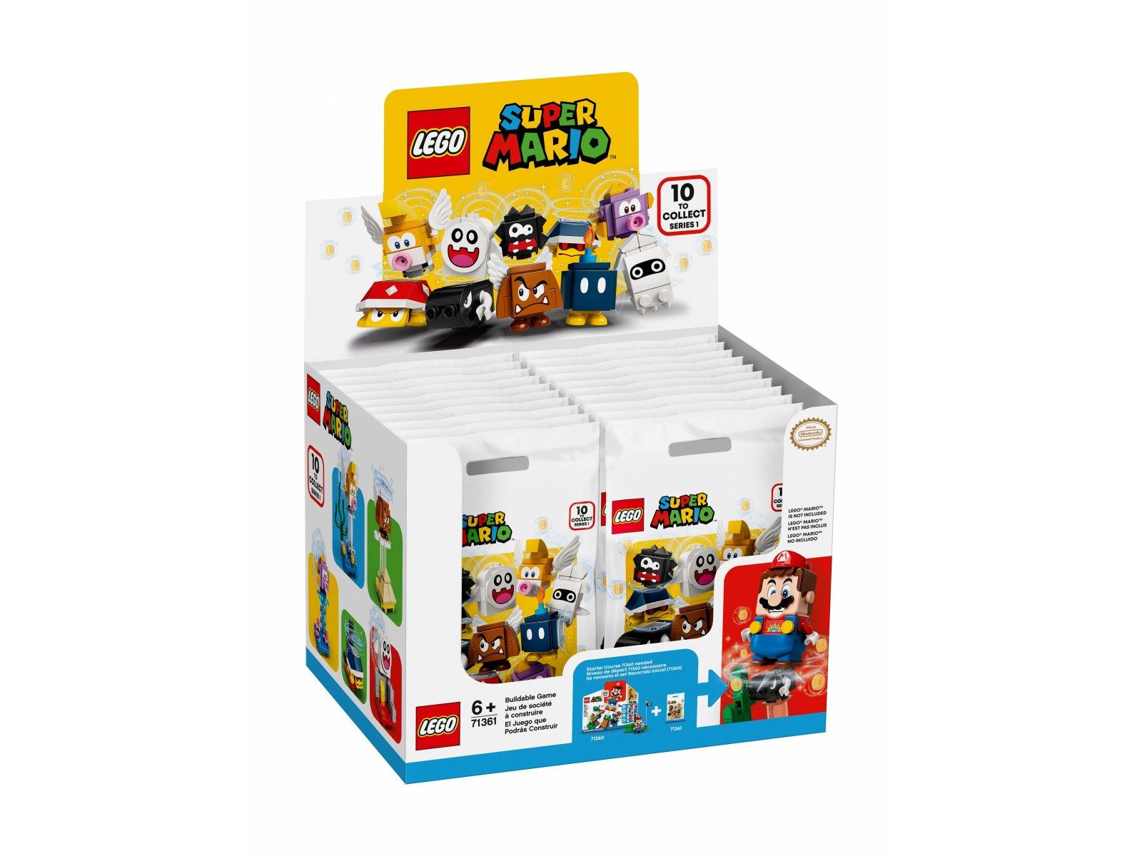 LEGO Super Mario™ 71361 Zestaw postaci