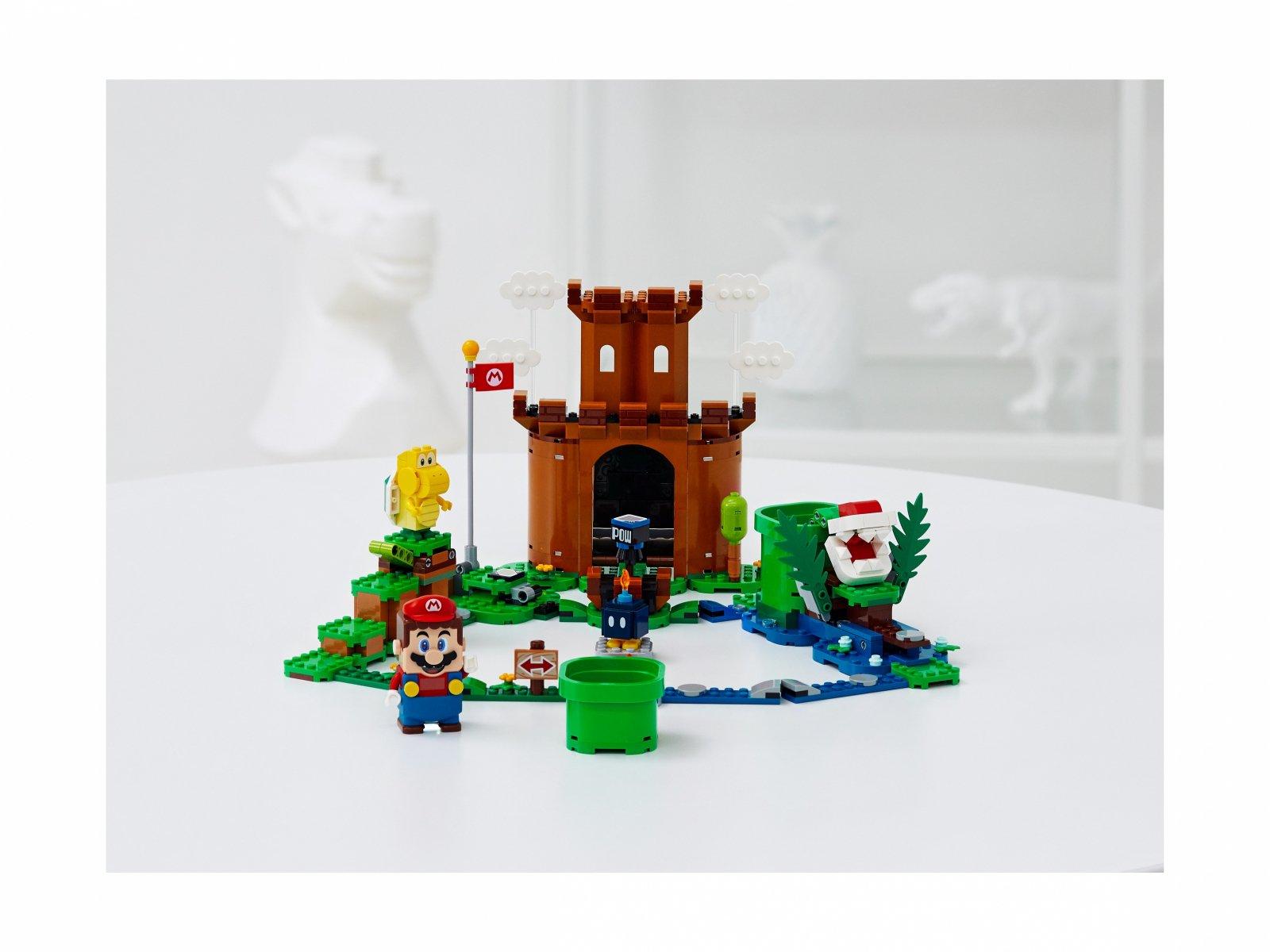 LEGO Super Mario 71362 Twierdza strażnicza - zestaw rozszerzający