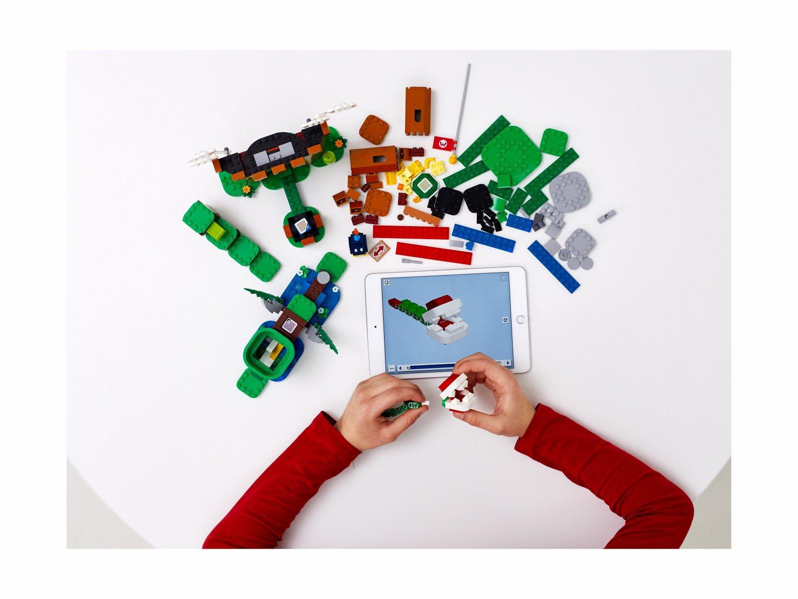 LEGO 71362 Super Mario Twierdza strażnicza - zestaw rozszerzający