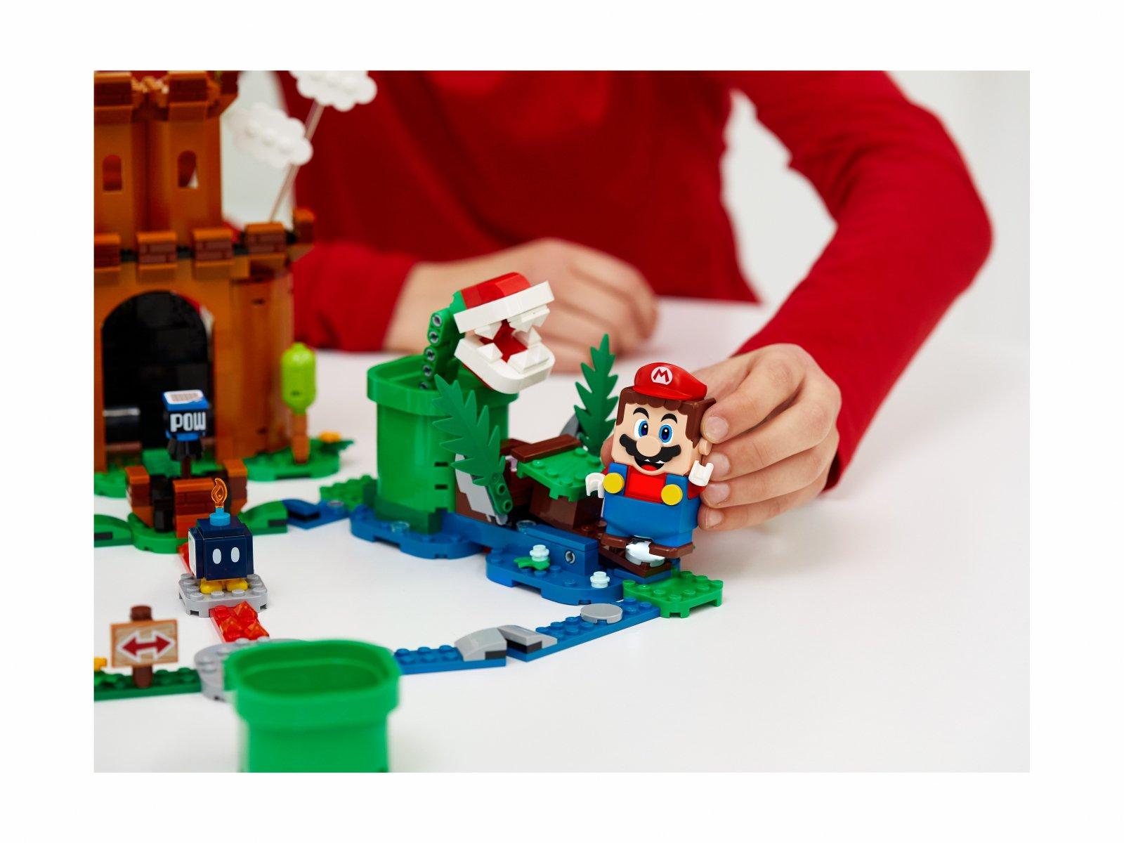 LEGO Super Mario Twierdza strażnicza - zestaw rozszerzający 71362