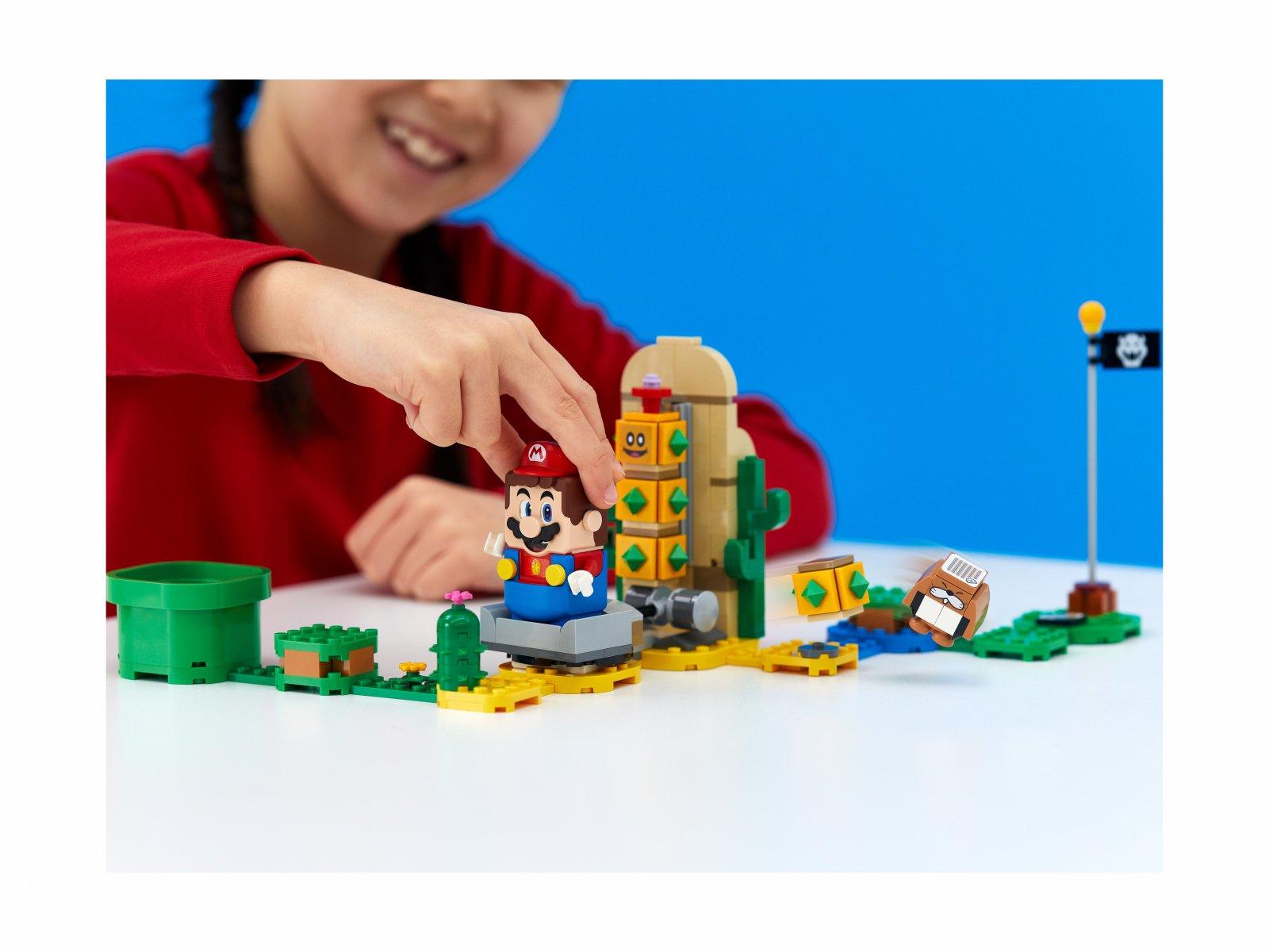 LEGO Super Mario™ Pustynny Pokey - zestaw rozszerzający 71363