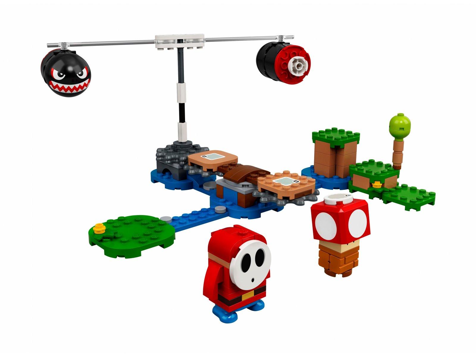 LEGO Super Mario™ Ostrzał Banzai Bill - zestaw rozszerzający 71366