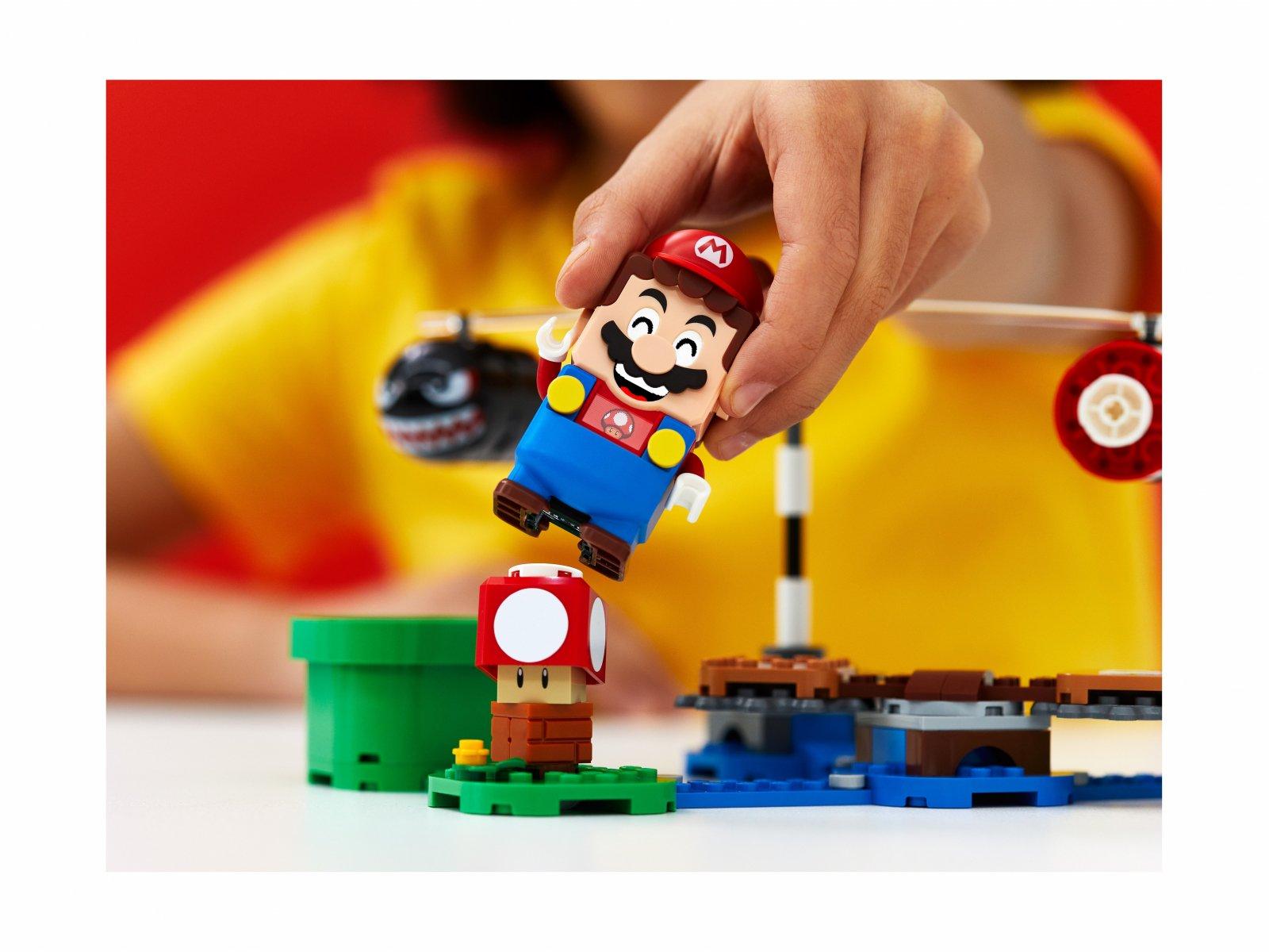 LEGO 71366 Super Mario™ Ostrzał Banzai Bill - zestaw rozszerzający