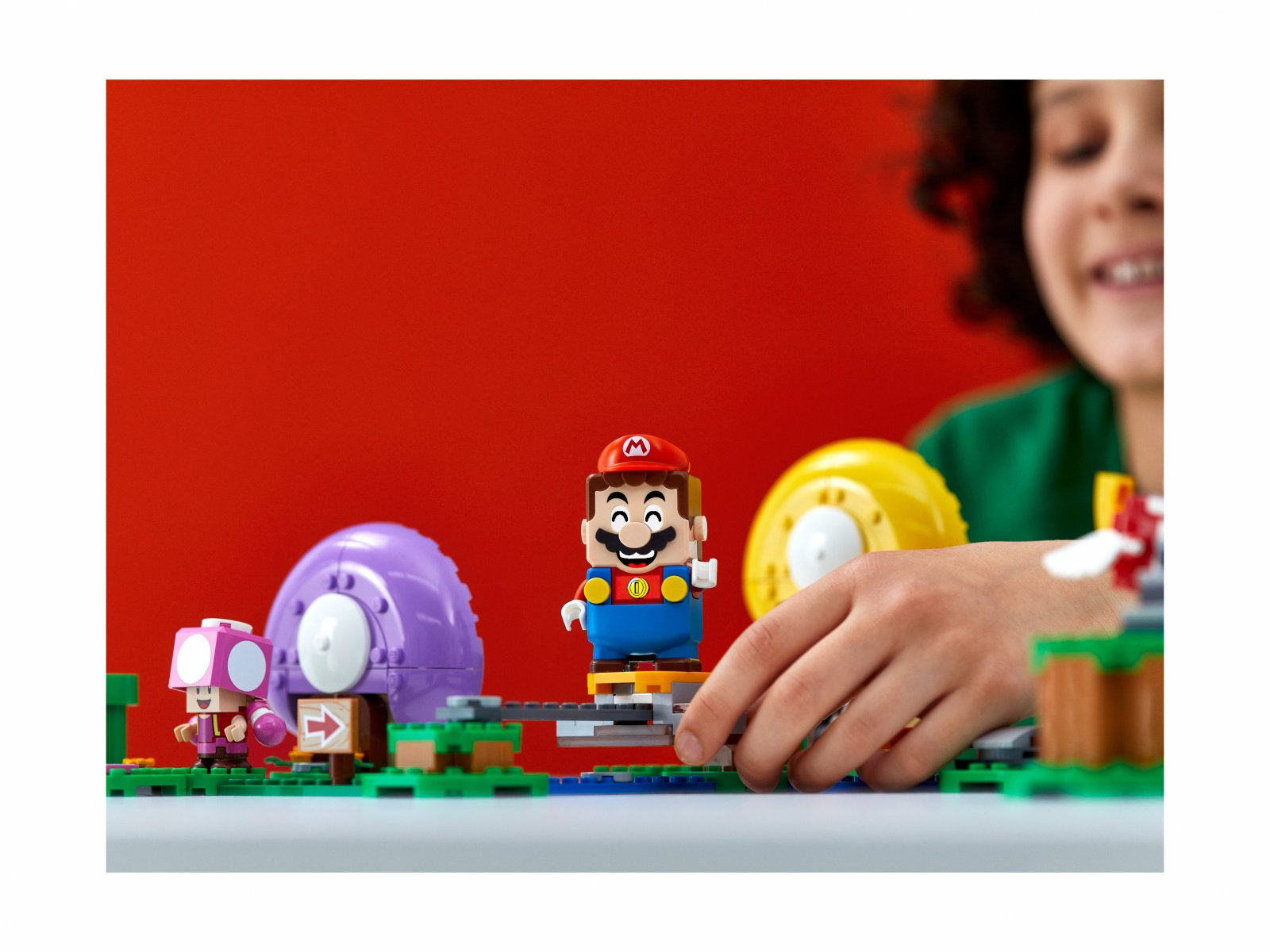 LEGO Super Mario 71368 Toad szuka skarbu - zestaw rozszerzający