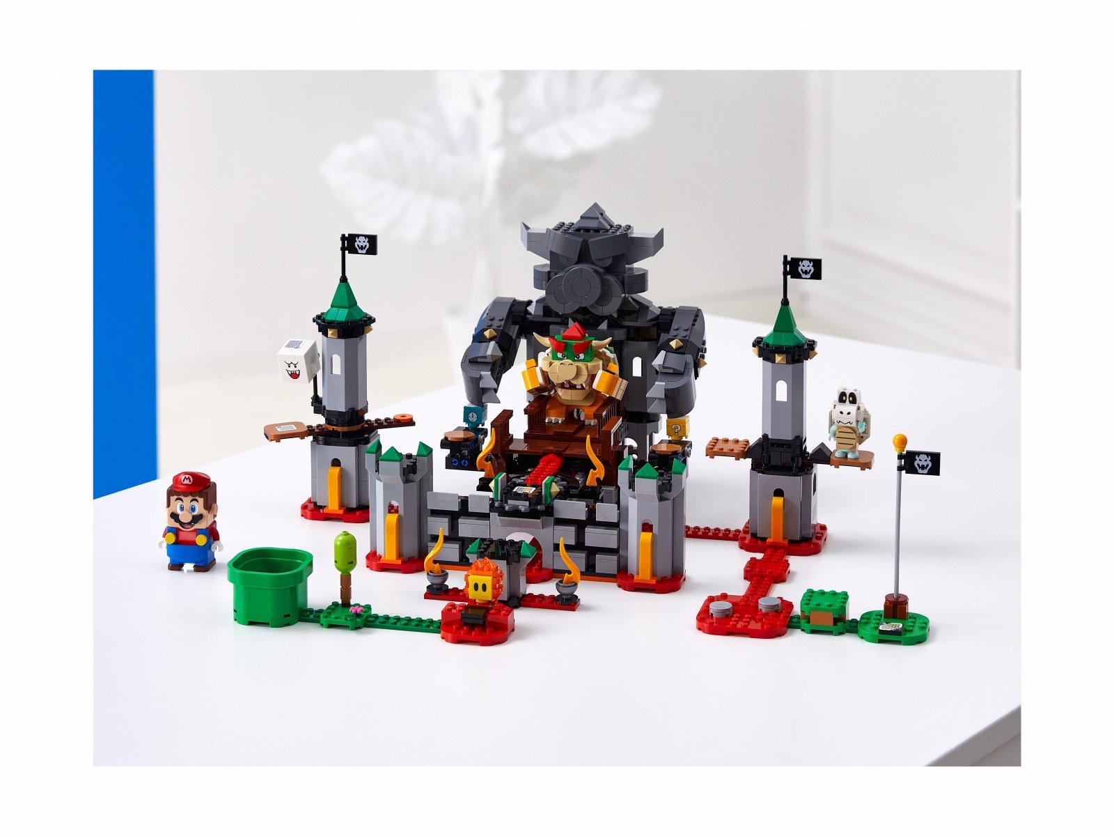 LEGO Super Mario™ Walka w zamku Bowsera - zestaw rozszerzający 71369