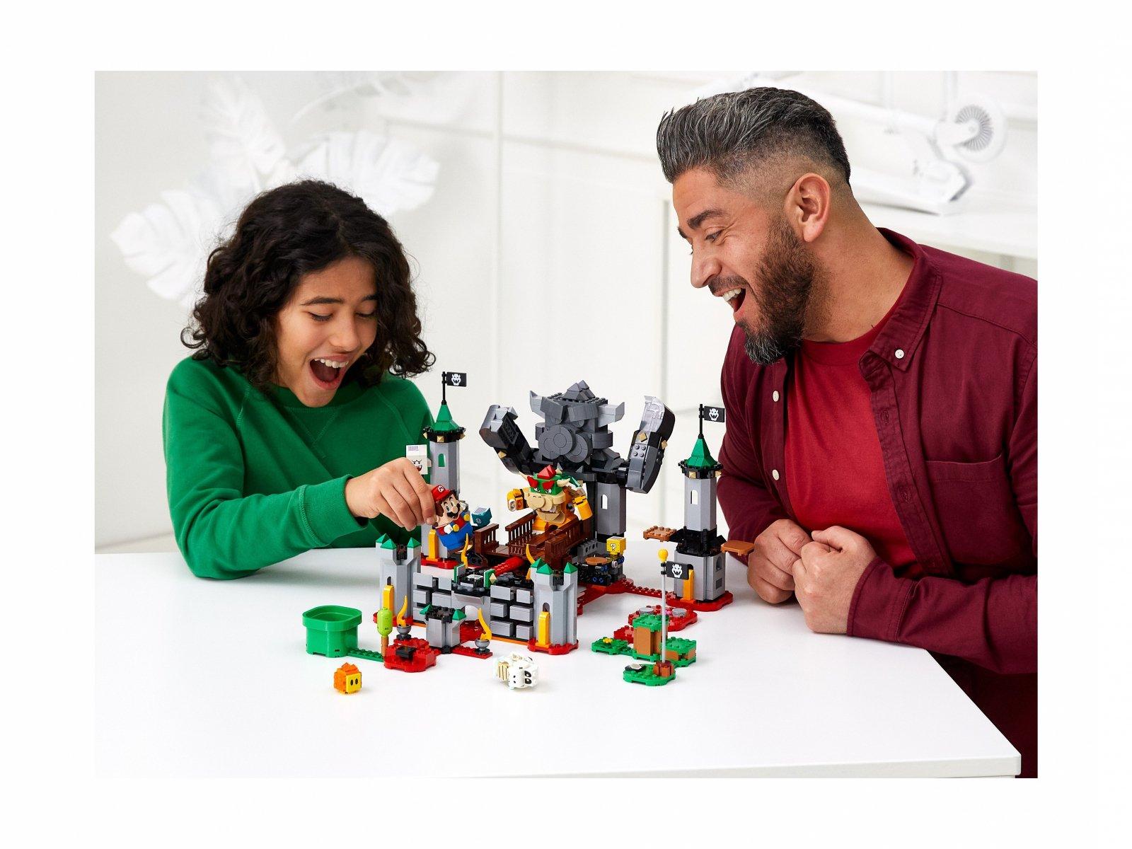 LEGO Super Mario™ 71369 Walka w zamku Bowsera - zestaw rozszerzający