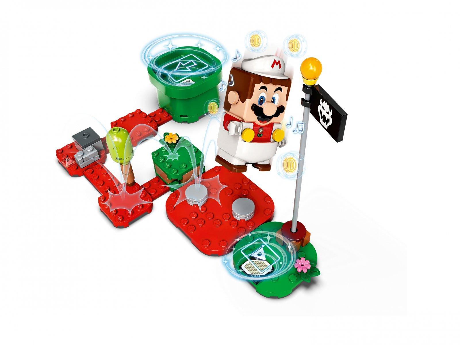 LEGO 71370 Ognisty Mario - dodatek