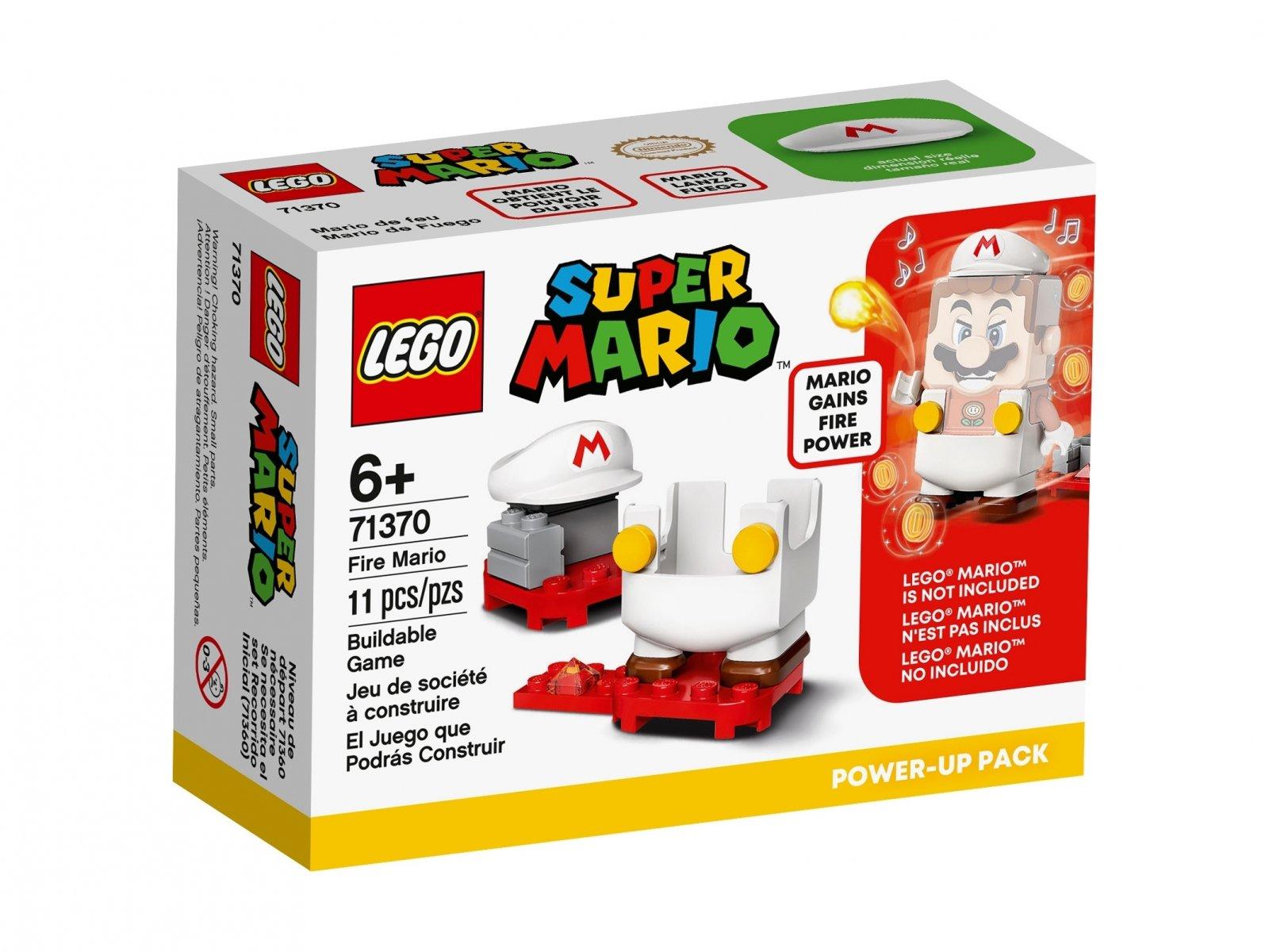 LEGO Super Mario Ognisty Mario - dodatek 71370