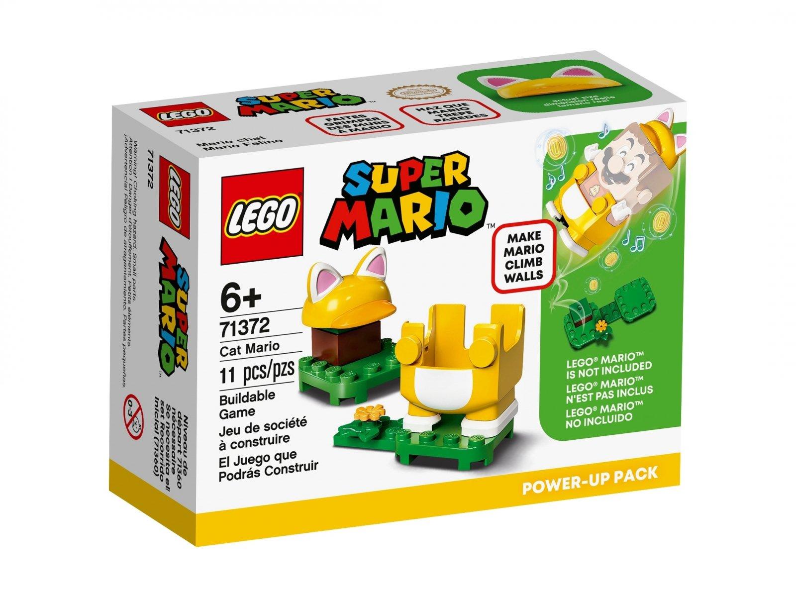 LEGO 71372 Super Mario™ Mario kot - dodatek