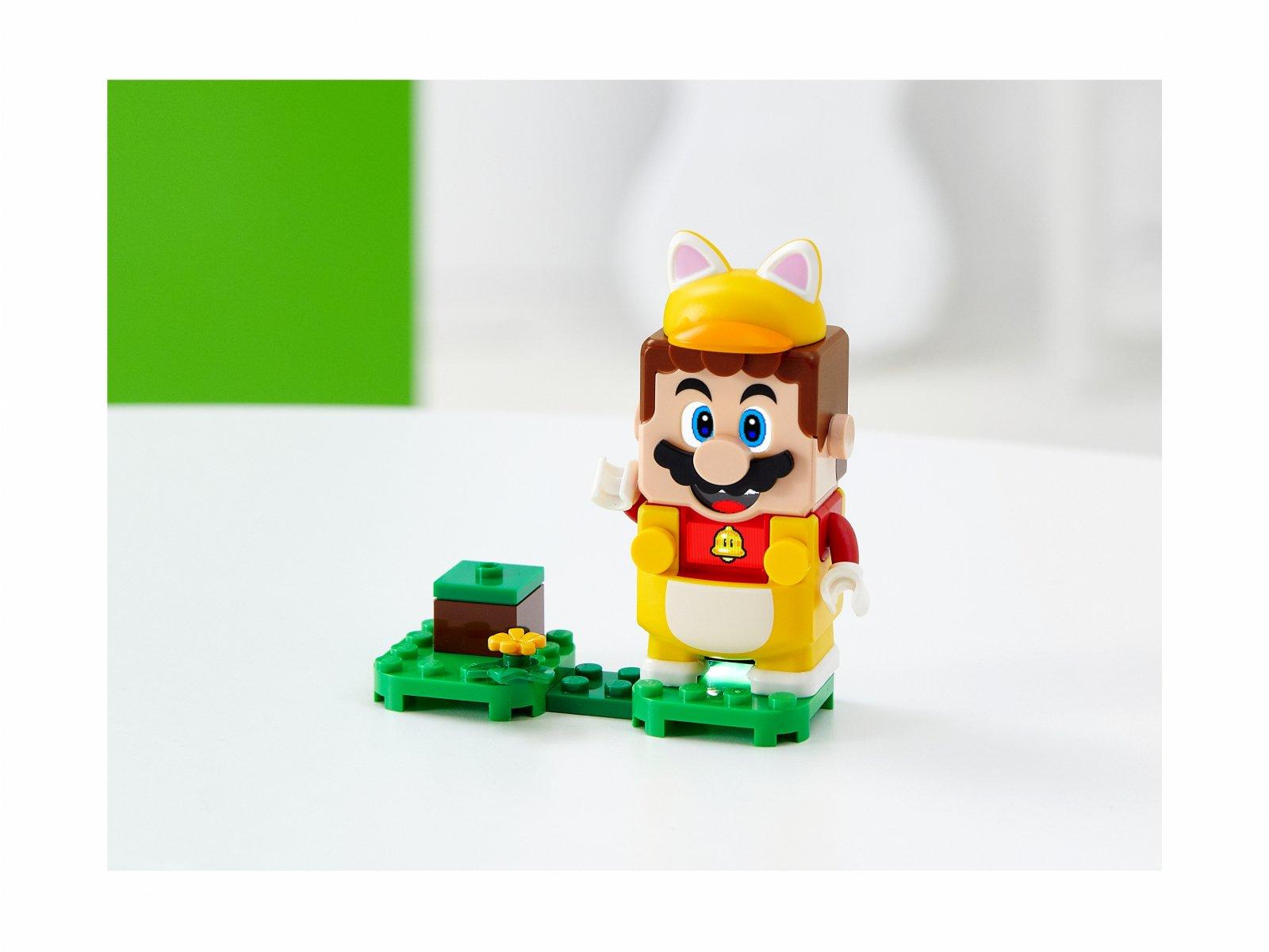 LEGO Super Mario™ Mario kot - dodatek 71372