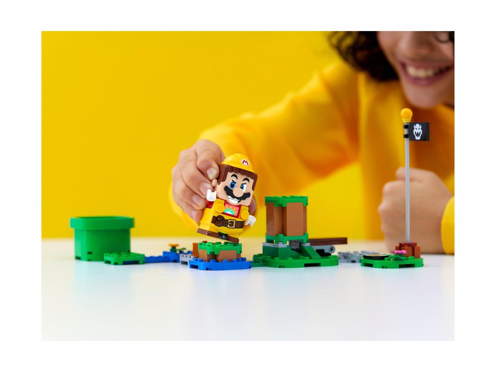 LEGO Super Mario™ 71373 Mario budowniczy - dodatek