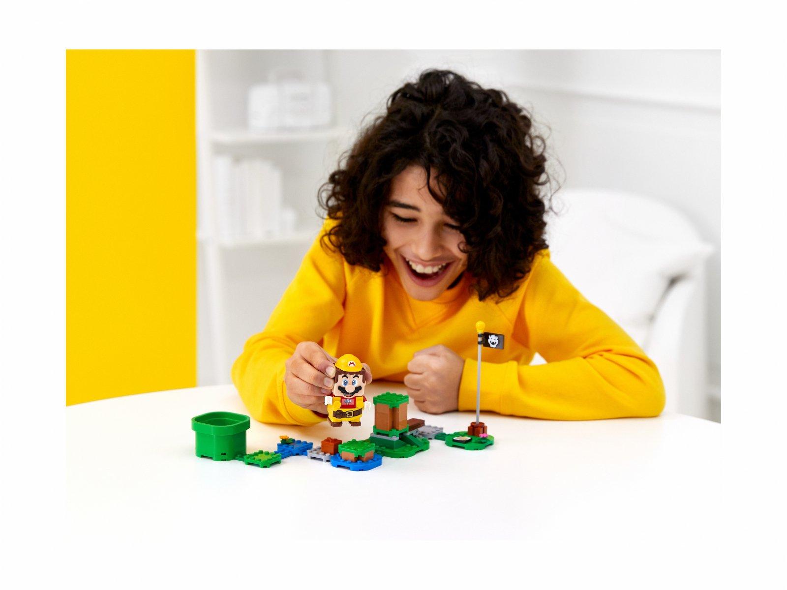 LEGO 71373 Mario budowniczy - dodatek