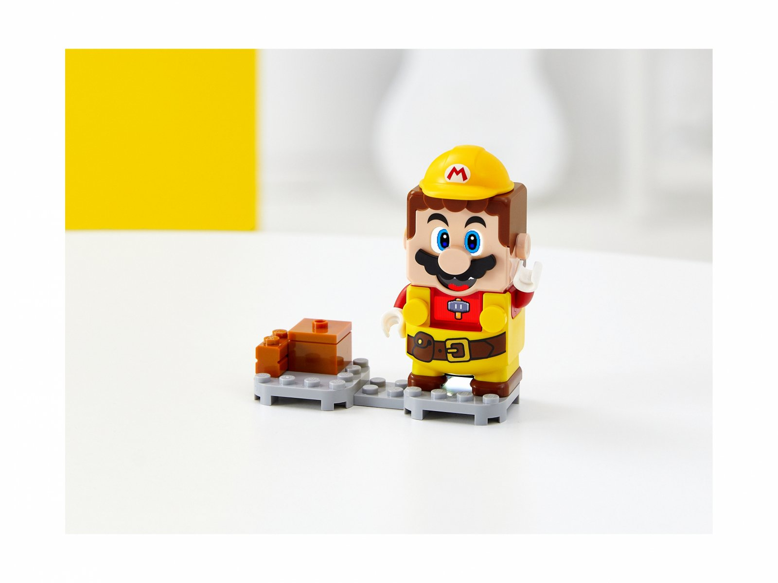 LEGO Super Mario™ Mario budowniczy - dodatek 71373