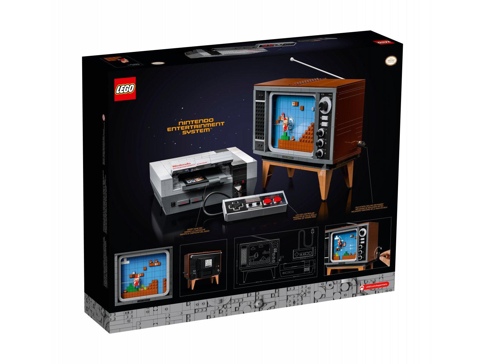 LEGO Super Mario™ 71374 Nintendo Entertainment System™