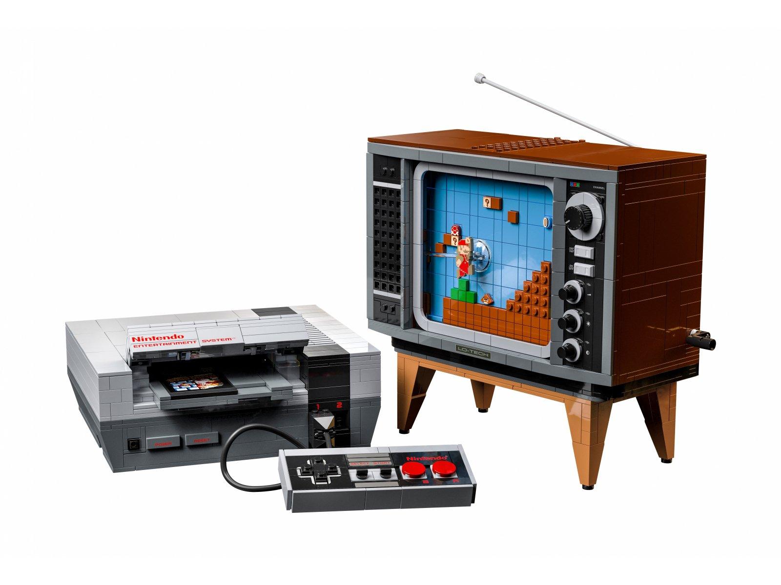 LEGO 71374 Super Mario Nintendo Entertainment System™