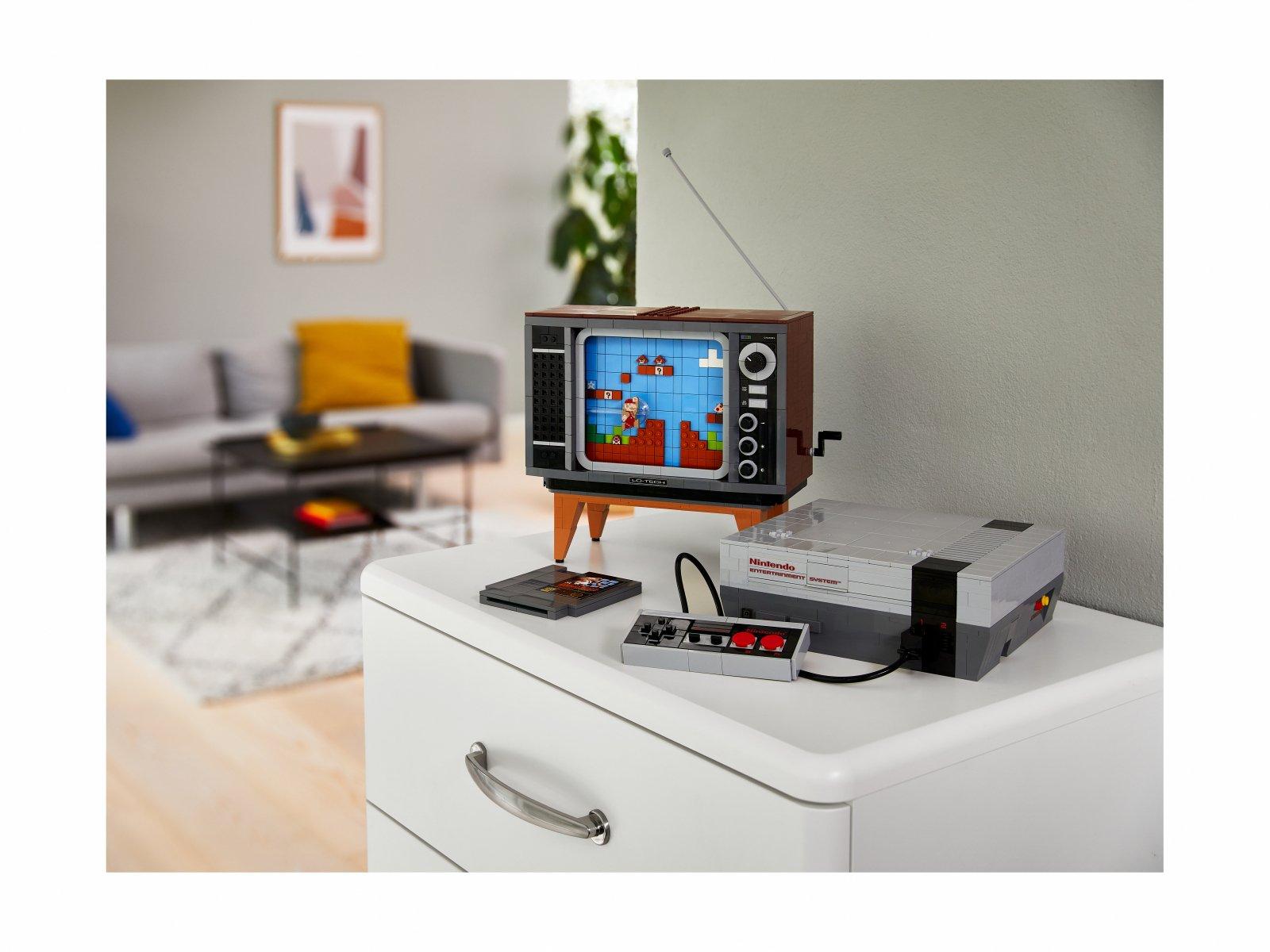 LEGO Super Mario Nintendo Entertainment System™ 71374