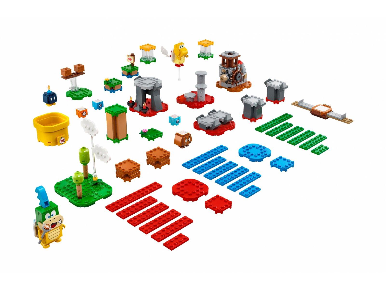 LEGO Super Mario™ 71380 Mistrzowskie przygody - zestaw twórcy