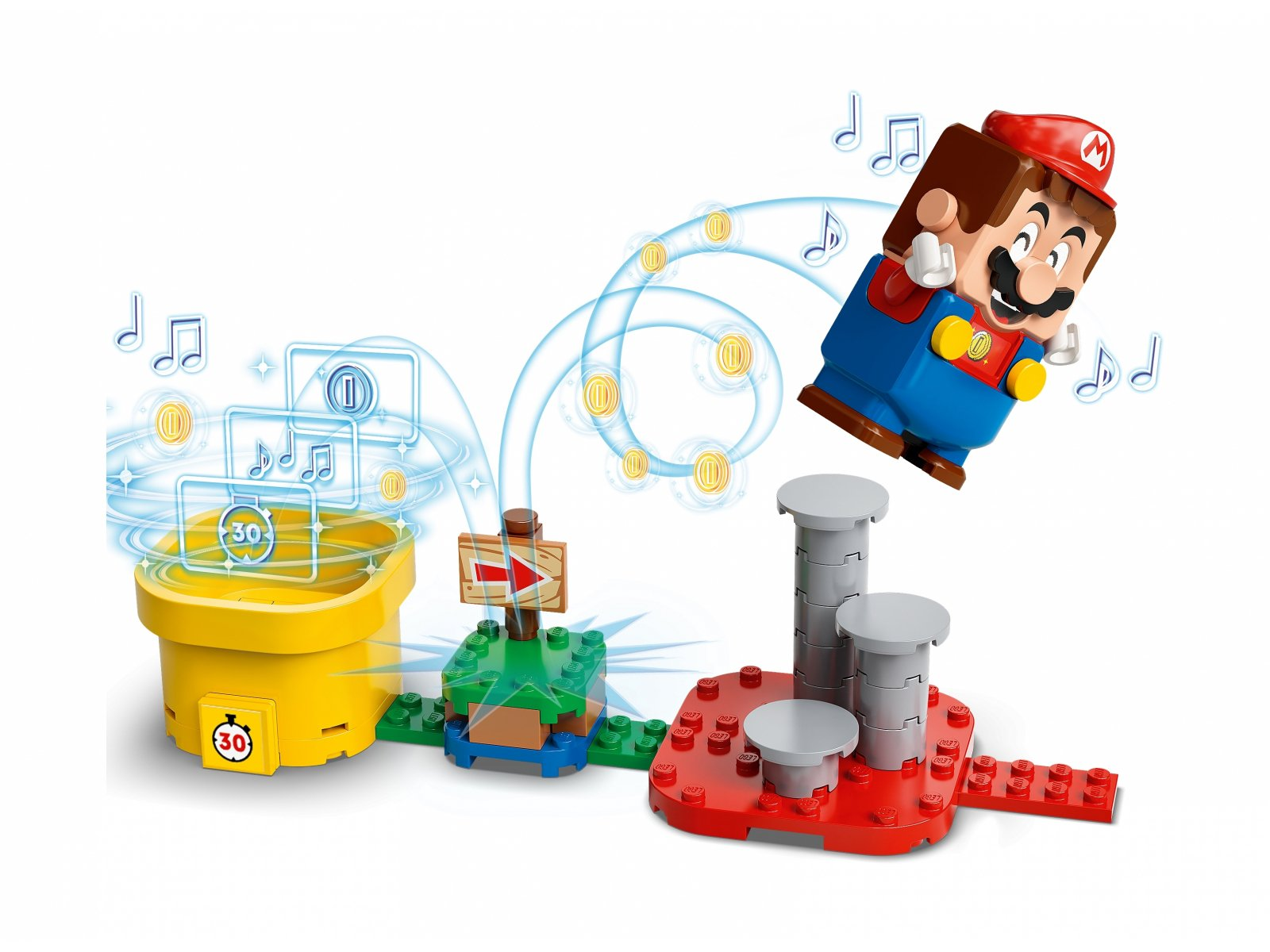 LEGO Super Mario™ Mistrzowskie przygody - zestaw twórcy 71380
