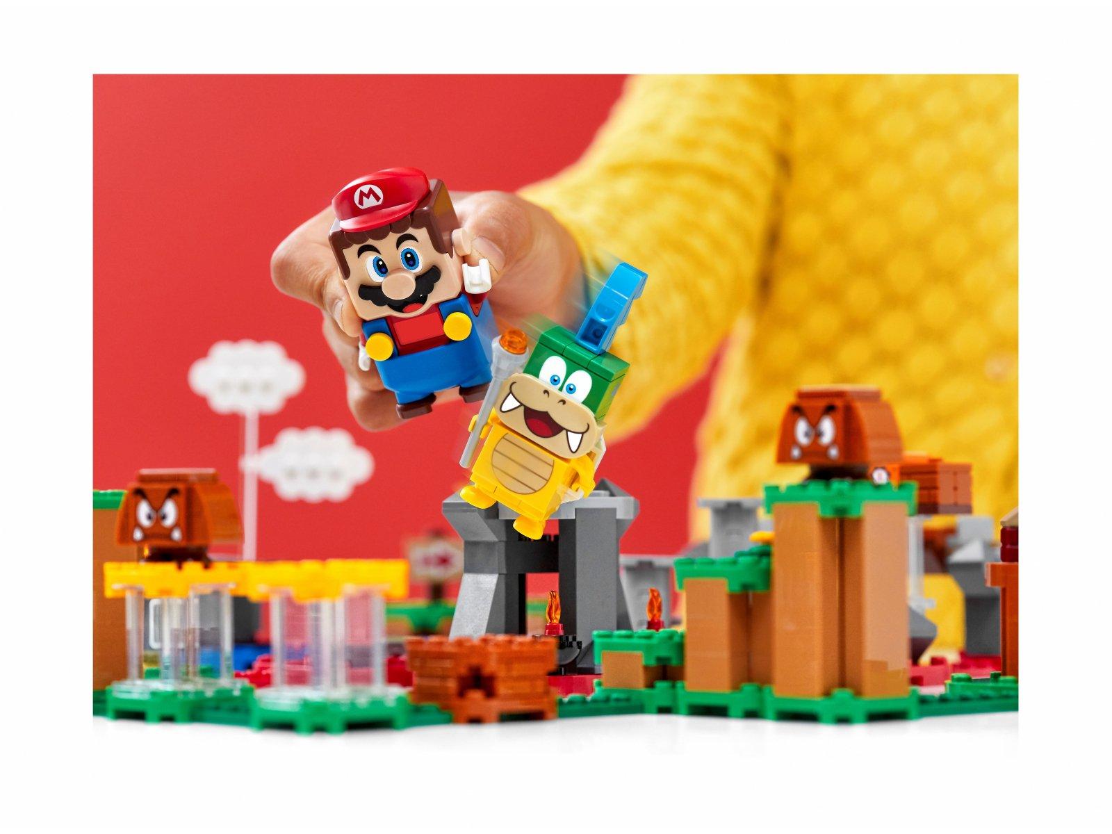 LEGO 71380 Super Mario™ Mistrzowskie przygody - zestaw twórcy