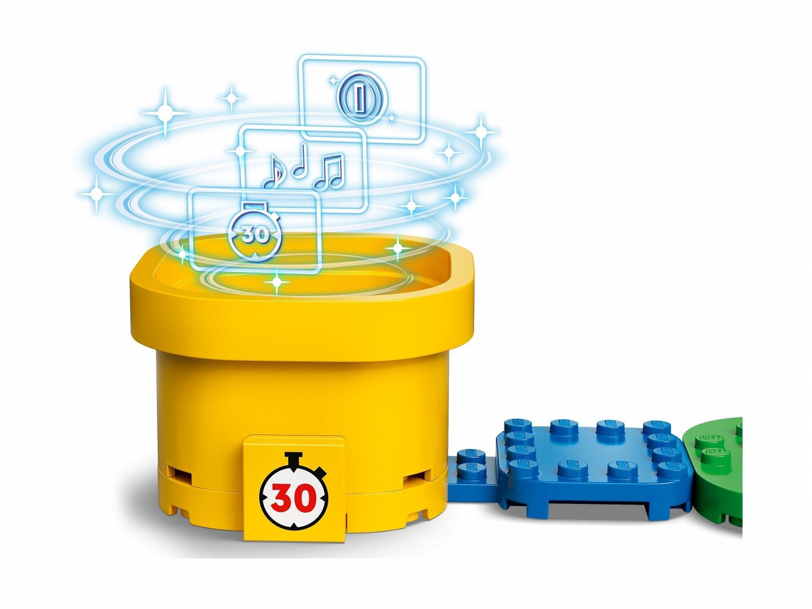 LEGO Super Mario Mistrzowskie przygody - zestaw twórcy 71380