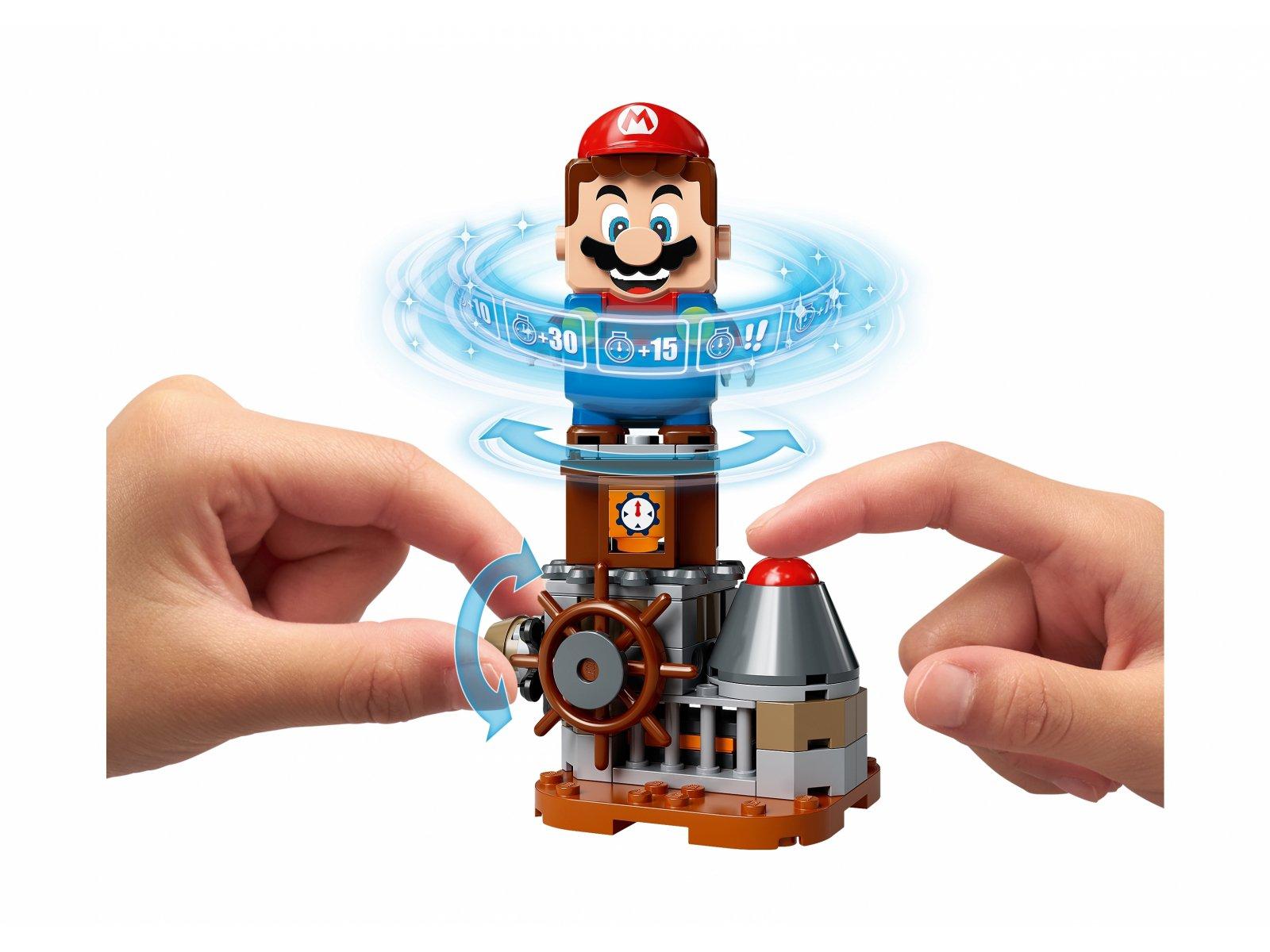 LEGO Super Mario 71380 Mistrzowskie przygody - zestaw twórcy