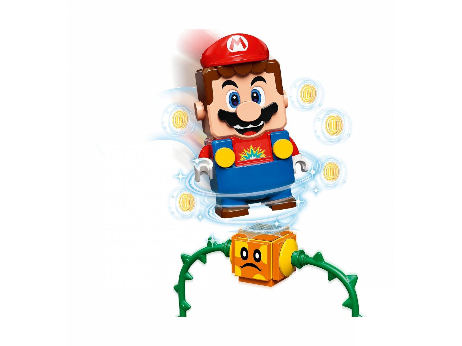 LEGO 71381 Super Mario Spotkanie z Chain Chompem w dżungli - zestaw dodatkowy