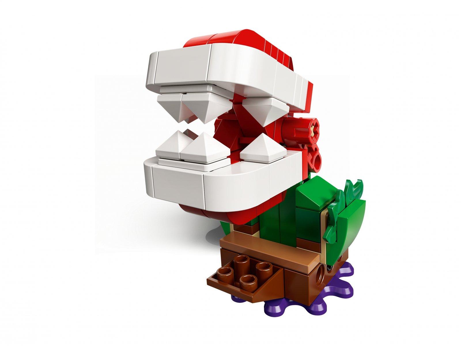 LEGO 71382 Zawikłane zadanie Piranha Plant - zestaw rozszerzający