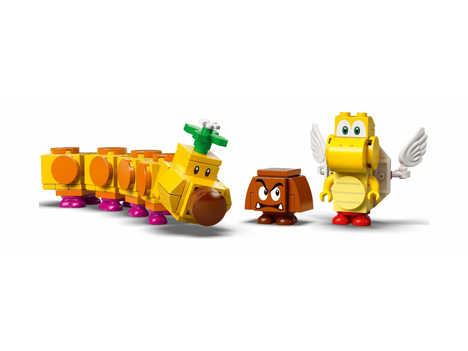 LEGO 71383 Trujące bagno Wigglera - zestaw dodatkowy