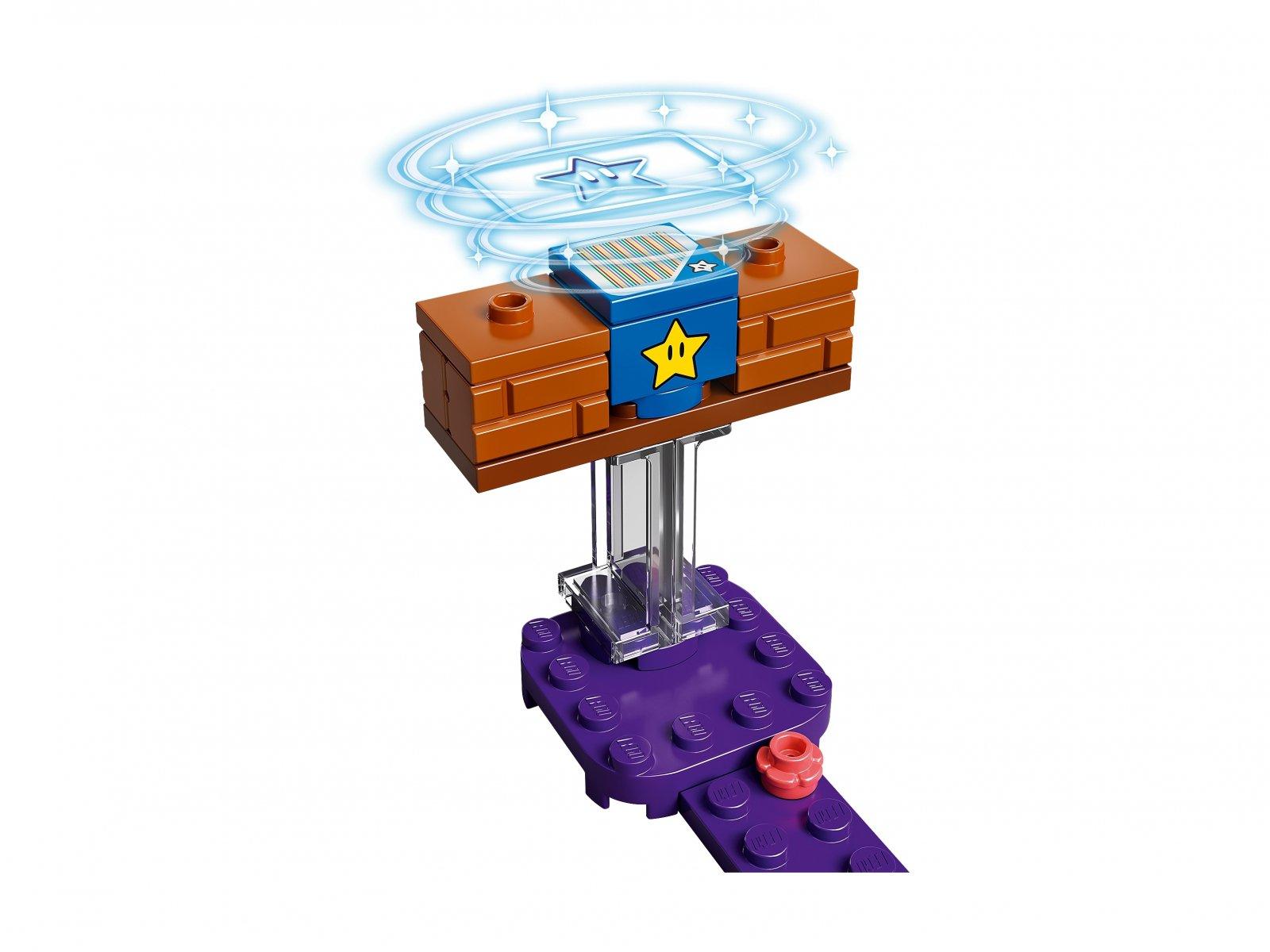 LEGO 71383 Super Mario™ Trujące bagno Wigglera - zestaw dodatkowy