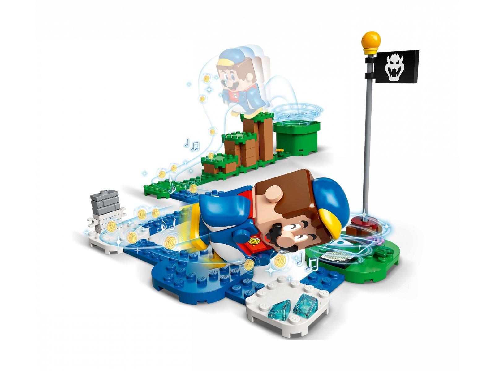 LEGO Super Mario Mario pingwin - ulepszenie 71384