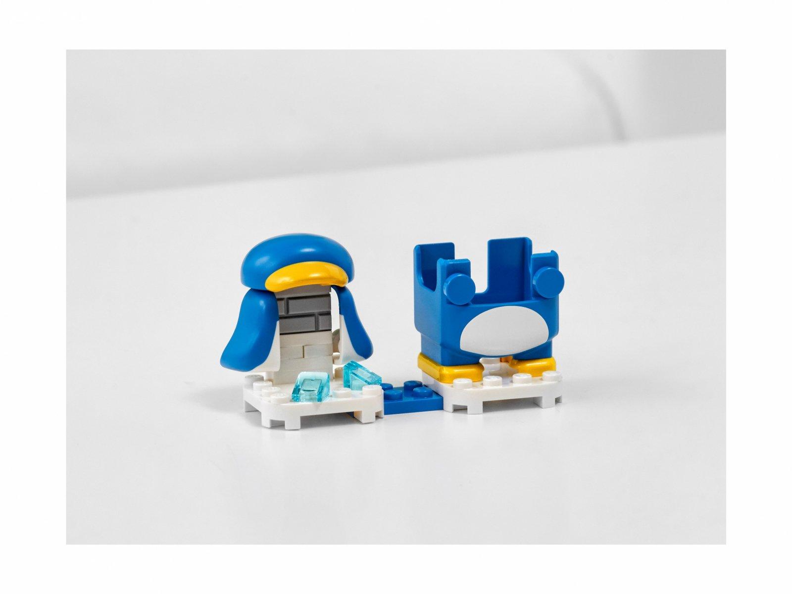 LEGO 71384 Super Mario Mario pingwin - ulepszenie