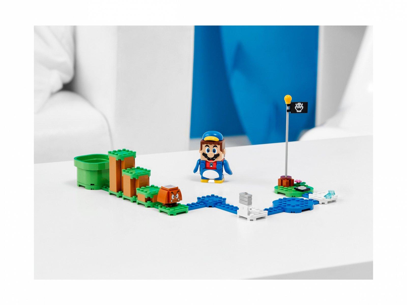 LEGO 71384 Super Mario™ Mario pingwin - ulepszenie
