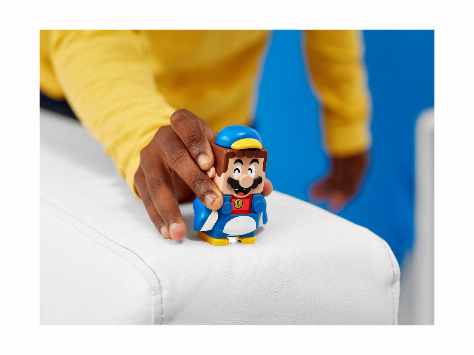 LEGO 71384 Mario pingwin - ulepszenie