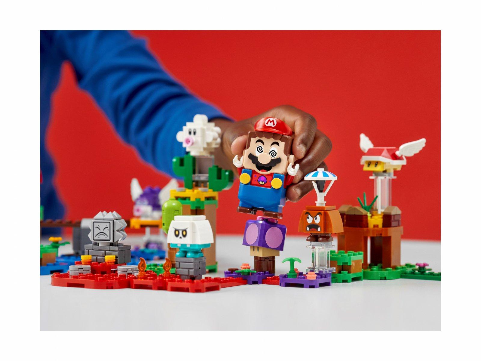 LEGO 71386 Super Mario Zestawy postaci - seria 2
