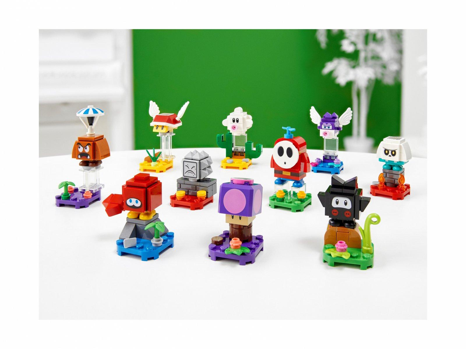 LEGO 71386 Zestawy postaci - seria 2