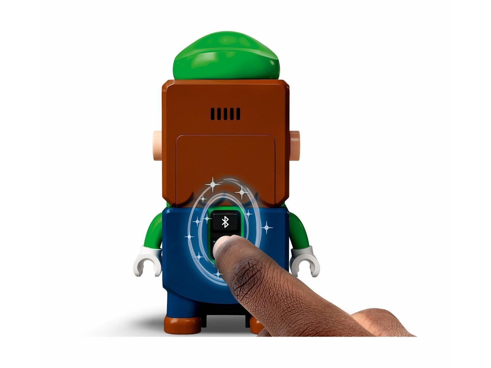 LEGO 71387 Super Mario Przygody z Luigim — zestaw startowy