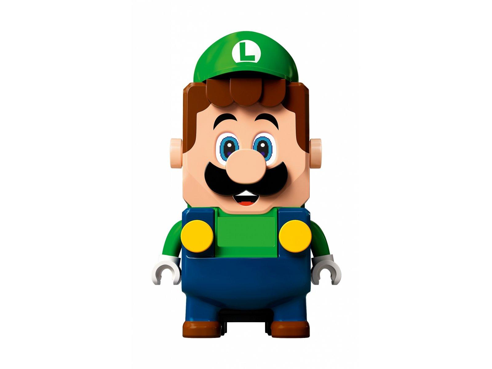 LEGO Super Mario 71387 Przygody z Luigim — zestaw startowy